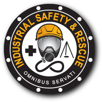 Industrial Safety & Rescue Logo