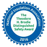 2016 Theodore H. Brodie Distinguished Safety Award winner