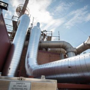 fabrication and installation of insulation systems for commercial